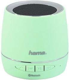 Bezvadu skaļrunis Hama Mobile Mint Green, 3 W