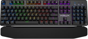 Krux Meteor RGB Mechanical Gaming Keyboard EN Blue