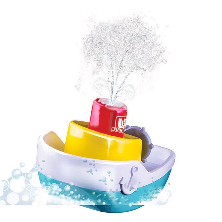 Vannas rotaļlieta BB Junior Splash'n'Play Spraying Tugboat 16-89003
