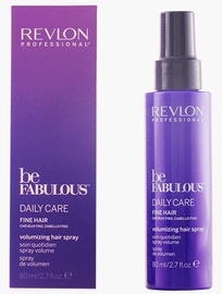 Revlon Be Fabulous Daily Care Fine Hair Volume Spray 80ml