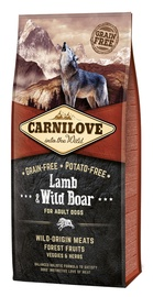 Carnilove Adult Dog Lamb & Wild Boar 12