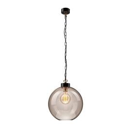 LAMPA GRIESTU LM-1.1. 59 60W E27 MELNS (LAMKUR)