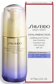 Emulsija Shiseido Vital Perfection Uplifting & Firming Day Emulsion SPF30 75ml