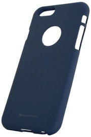 Mercury Soft Surface Matte Back Case For Samsung Galaxy S9 Plus Midnight Blue