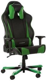 Spēļu krēsls DXRacer Tank T29-NE, melna/zaļa