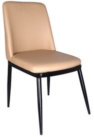 Ēdamistabas krēsls Verners 557728 Beige, 1 gab.