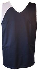 Bars Mens Basketball Shirt Dark Blue/White 32 140cm