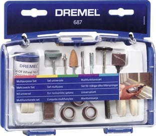 Dremel Multipurpose Set 687