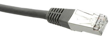 Black Box Ethernet Patch Cable CAT6A S/FTP Grey 2m
