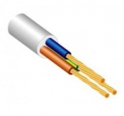KABELIS H03VV-F 2X0,5 mm²