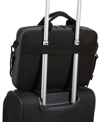"""Case Logic Notebook Bag 14"""" Black"""