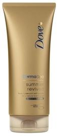 Ķermeņa losjons Dove Derma SPA Self Toning Lotion For Dark Skin, 200 ml