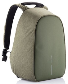 Туристический рюкзак XD Design Bobby Hero Anti-Theft, зеленый, 18 л