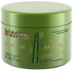 Imperity Professional Organic Midollo Di Bamboo Hair Mask Paraben Free 250ml