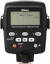 Радио синхронизатор Nikon Wireless Speedlight SU-800 Commander