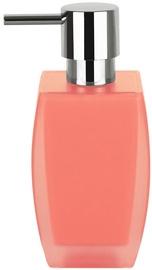 Spirella Soap Dispenser Freddo Plastic Salmon Colour