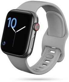 Tech-Protect Soft Strap For Apple Watch 38/40mm Grey