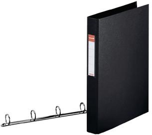 Esselte Folder 4 Rings 4cm Black