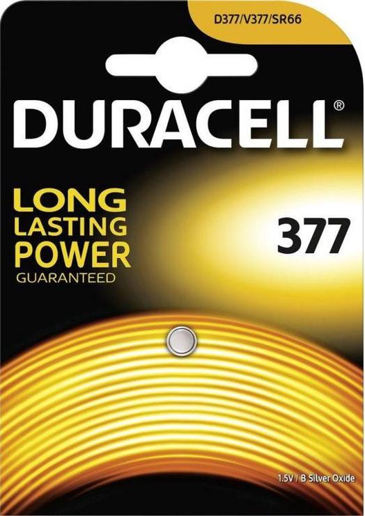 Duracell Silver Oxide D377 1.5V