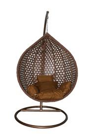 Садовое кресло напольный Besk, коричневый