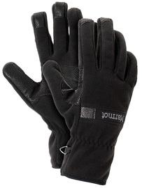 Marmot Gloves Windstopper Black M