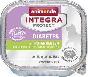 Влажный корм для кошек (консервы) Animonda Integra Protect Diabetes Turkey Heart 100g