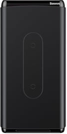 Baseus Wireless Qi Quick Charge Power Bank 10000mAh Black