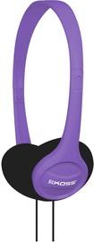 Austiņas Koss KPH7 Violet