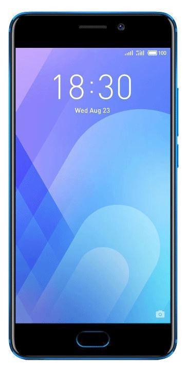 Mobilais telefons Meizu M6 Blue, 32 GB