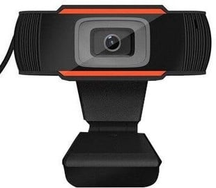 Fusion V3 720p Webcam Black