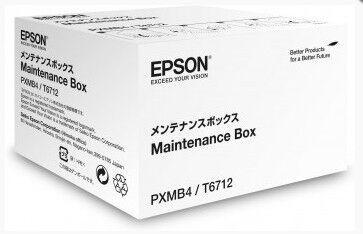 Cauruļu tīrīšanas līdzeklis Epson Maintenance Box T671200 For WF-(R)8xxx Series