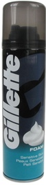 Пена для бритья Gillette Sensitive, 200 мл