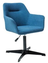 Signal Meble Chair Kubo Black Blue