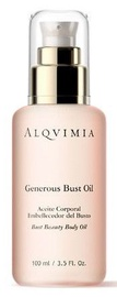 Масло для тела Alqvimia Generous Bust Oil, 100 мл