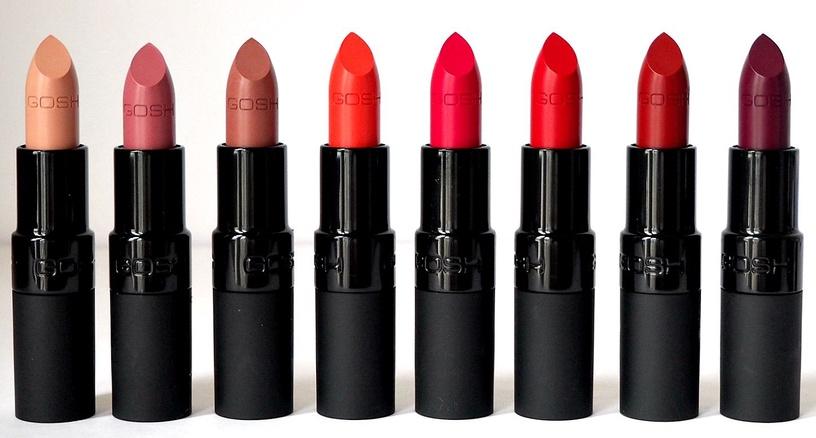 Lūpu krāsa Gosh Velvet Touch 167, 4 g