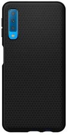 Spigen Liquid Air super Back Case For Samsung Galaxy A7 A750 Black