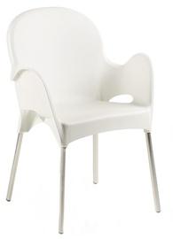 Home4you Chair Atena White
