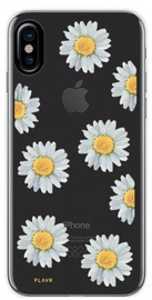 Flavr Real 3D Flowers Premium Case For Apple iPhone X Daisy