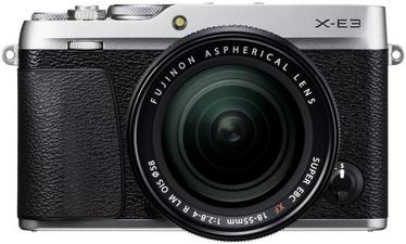 Fujifilm X-E3 + XF 18-55mm/f2.8-4 R LM OIS Silver