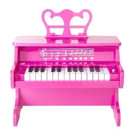 Mini pārnēsājams klavieres - pink (iDance)
