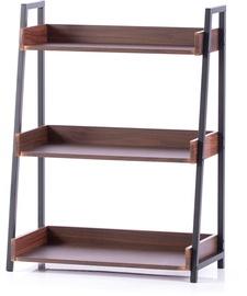 Полка Homede Trax, коричневый, 67x32x89 см