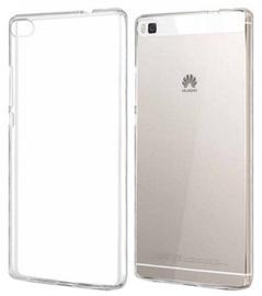 Mocco Ultra Back Case For Huawei P8 Lite Transparent
