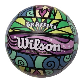 Willson Graffiti Volleyball