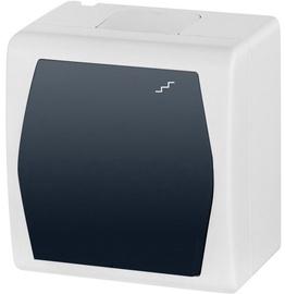 Elektro-Plast Hermes 2 1003-01 White/Antracite
