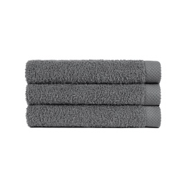 Полотенце Lasa Pure Gris Dark Grey, 70x140 см, 1 шт.