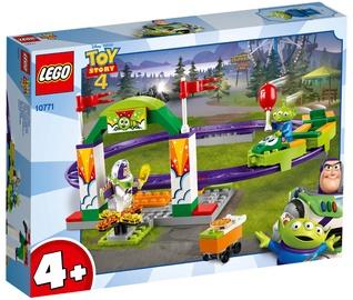 Konstruktors Lego Toy Story 4 Carnival Thrill Coaster 10771