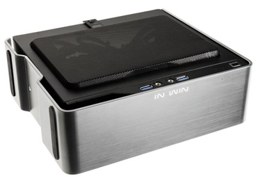 In Win Chopin Mini-ITX Tower Black/Silver