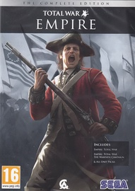Компьютерная игра Empire: Total War The Complete Edition PC