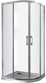 Dušas kabīne Vento Tivoli, bez paliktņa, 800x800x1850 mm