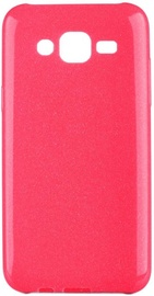 Telone Candy Shine Jelly Back Case For Xiaomi Redmi 4A Pink